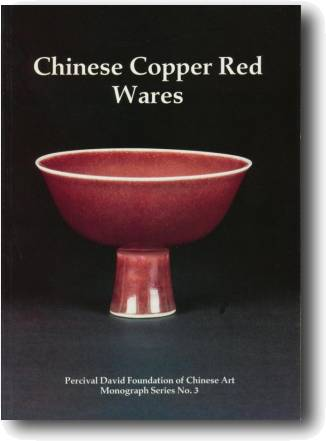 Chinese Copper Red Wares