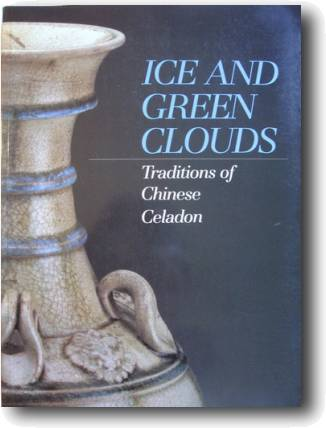 Ice and Green Clouds - Celadon