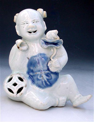 Chinese Porcelain Glossary: Boy