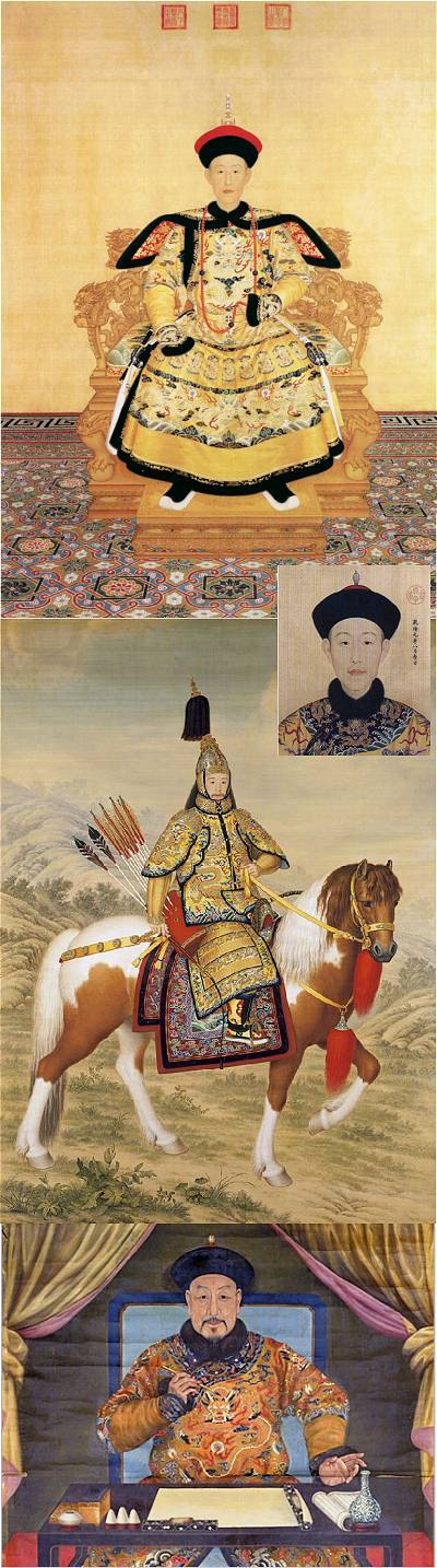 Qing Dynasty Emperors Wives