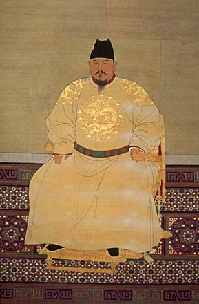 Ming dynasty relations with korea