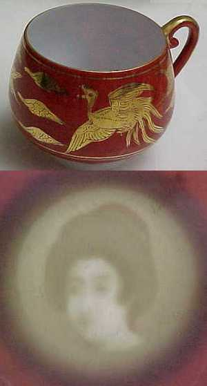 Antique Chinese Porcelain Mingqing Porcelain Pottery Marks