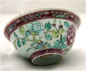 Q Amp A Standard Patterns On Chinese Export Porcelain